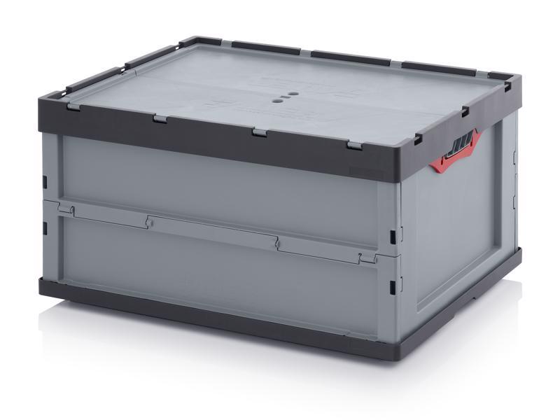 Auer Faltbox 80 x 60 x 44 mit Deckel