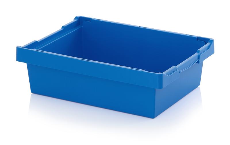 Auer Mehrwegbehälter 60 x 40 x 17 blau