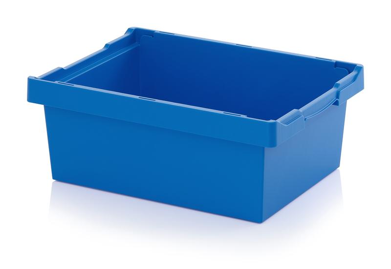 Auer Mehrwegbehälter 60 x 40 x 22 blau