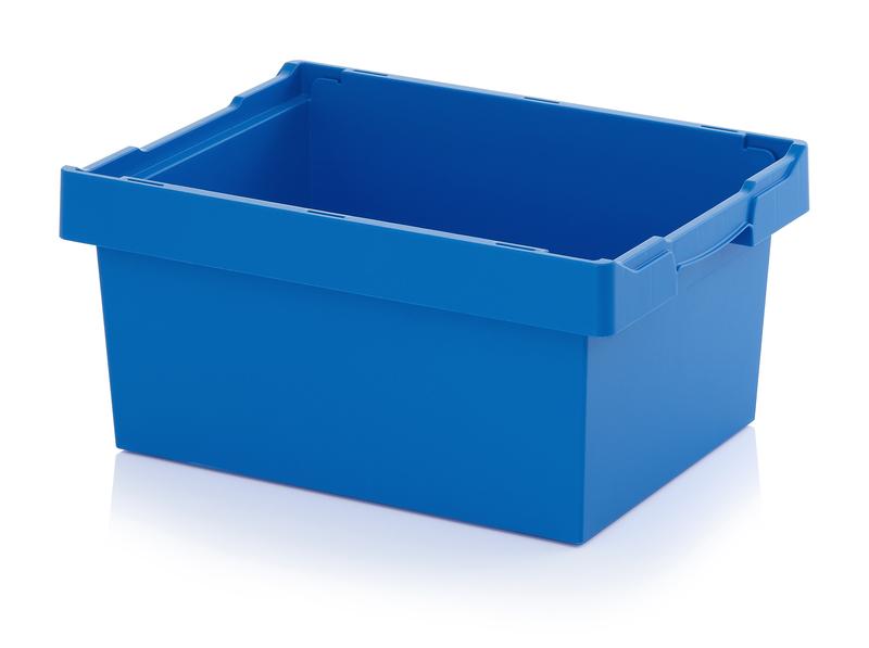 Auer Mehrwegbehälter 60 x 40 x 27 blau