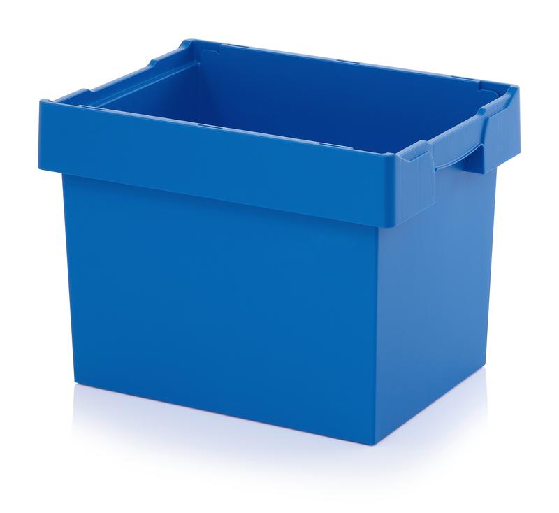 Auer Mehrwegbehälter 60 x 40 x 42 blau