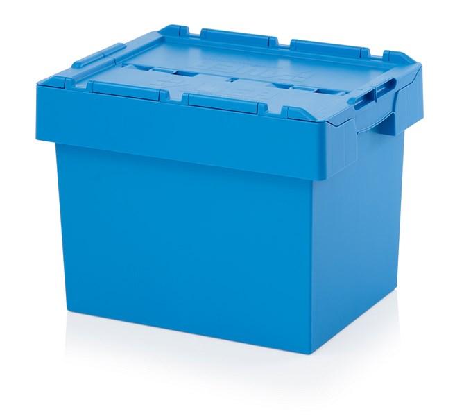 Auer Mehrwegbehälter 60 x 40 x 44 mit Deckel