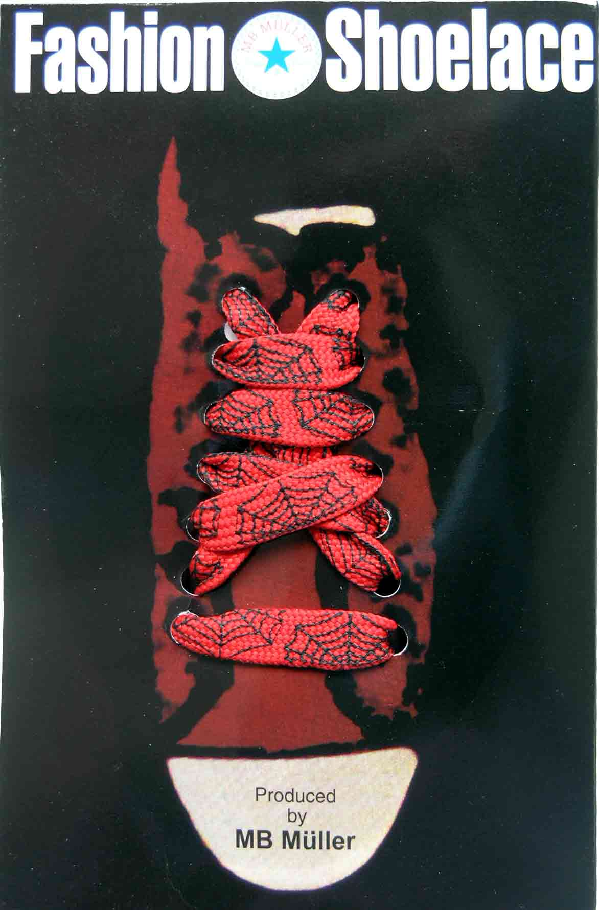 Lacets toile d 39 araign e rouge noir araign e rockabilly punk gothique emo ebay - Araignee rouge savon noir ...