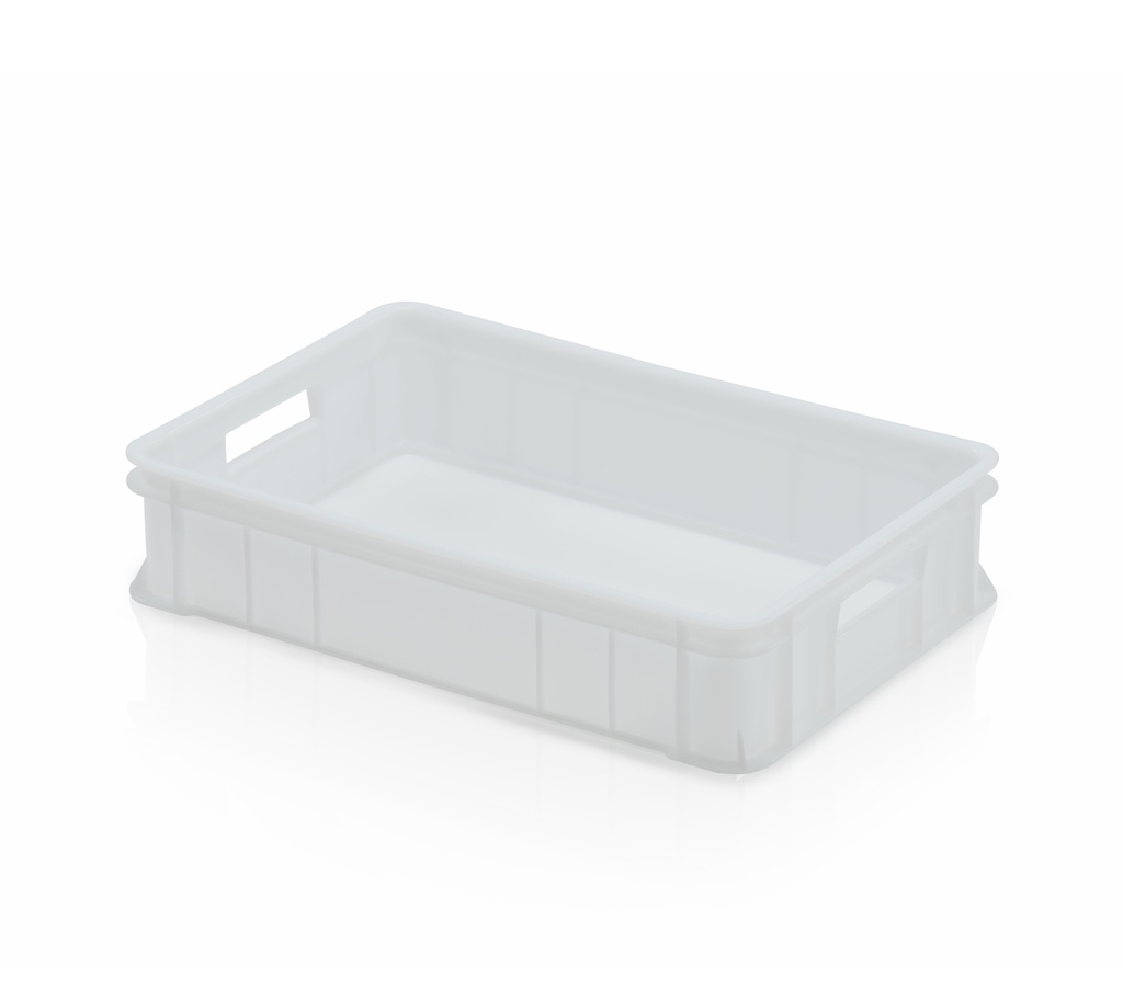 Teigbehälter 60 x 40 x 13,5 weiß
